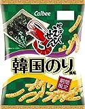 カルビー かっぱえびせん韓国のり風味 70g×12袋
