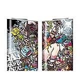 グローシール glo グロー シール glo グロー専用 スキンシール 電子タバコ ステッカー プロジェクトCKイラスト 08 11-gl0008