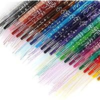 クレヨンタッチの「にゃーじゃん」くるくる 色鉛筆 12色?18色?24色セット (24色セット) [並行輸入品]