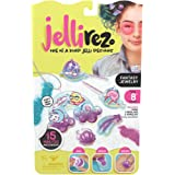 Jelli Rez Fantasy Jewelry Pack - Quick & Easy DIY Resin Inspired Craft Activity Kit for Kids Ages 7 & Up
