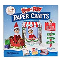 Elf on the Shelf Scout Elves At Play Paper Crafts [並行輸入品]