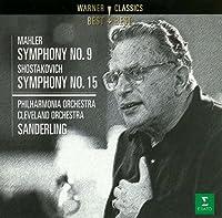 マーラー:交響曲第9番/ショスタコーヴィチ:交響曲第15番【SHM-CD仕様】