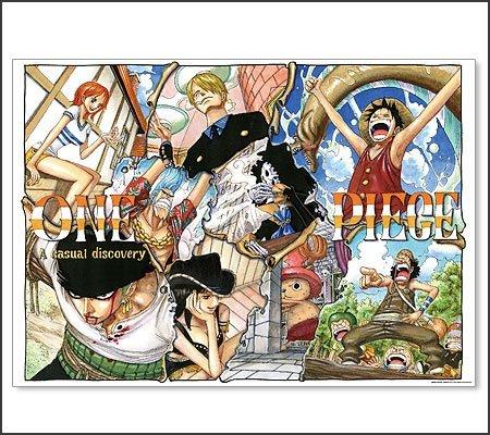 ONE PIECE ワンピース B2ポスター JF2009