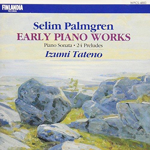 パルムグレン:ピアノ・ソナタ、24の前奏曲の詳細を見る