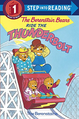 The Berenstain Bears Ride the Thunderbolt: Step 1 (Step Into Reading)の詳細を見る