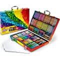 Crayola Inspiration Art Case: 140 Pieces, Deluxe Set with…