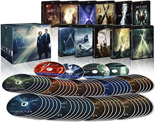 X-ファイル コンプリートブルーレイBOX(「X-ファイル 2016」付) [Blu-ray]の詳細を見る
