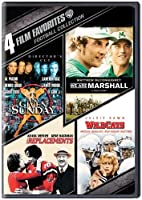 4 Film Favorites: Football Collection [DVD] [Import]
