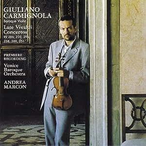 Late Vivaldi Concertos -p