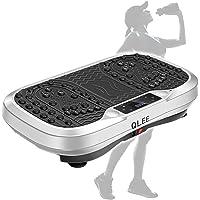 【5年保証】 QLEE 振動マシン3D振動 振動調節120段階 6種類のプログラムモード 振動マシーン 健康ダイエットマ…