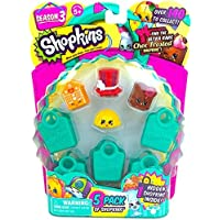 Shopkins Season 3 (5 Pack) Set 23 by Moose Toys [並行輸入品]