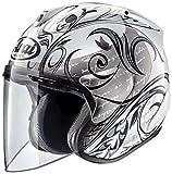 アライ(ARAI) バイクヘルメット ジェット SZ-Ram4X (ラム4X) スタイル 黒 55-56cm SZ-RAM4X STYLE BK 55