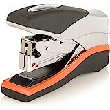Swingline Stapler, Optima 40, Full Strip Desktop Stapler, 40 Sheet Capacity, Low Force, Orange/Silver/Black (87845), Compact