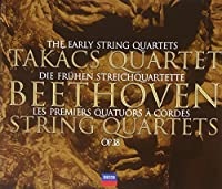 Beethoven: The Early String Quartets (Op. 18, Nos. 1-6) (2004-01-13)