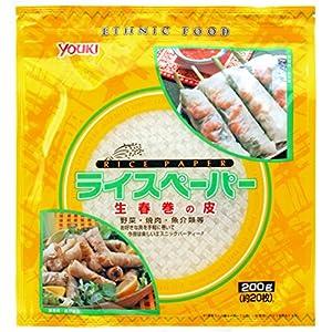 ユウキ ライスペーパー(生春巻の皮) 200gの関連商品2