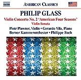 フィリップ・グラス:アメリカの四季