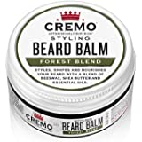 Cremo Styling Beard Balm, Forest Blend -- Nourishes, Shapes And Moisturizes All Lengths Of Facial Hair, 2 Ounces