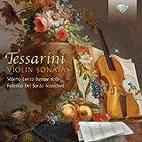 Tessarini: Violin Sonatas 画像