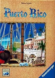 プエルトリコ (Puerto Rico) ボードゲーム