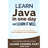 Java: Learn Java in One Day and Learn It Well. Java for Beginners with Hands-on Project.: 4