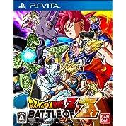 ドラゴンボールZ BATTLE OF Z - PS Vita
