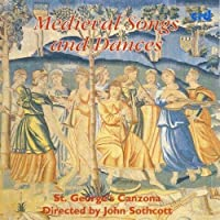Medieval Songs & Dances by DAGINCOURT / ALFONSO X (2009-05-01)