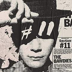 THE BAWDIES「LET'S GO BACK」のジャケット画像
