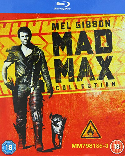 Mad Max Trilogy [Blu-ray] [Import]