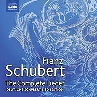 Schubert: The Complete Lieder by Boog (2011-11-15)