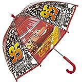 ディズニー カーズ 子供用 傘 直径75cm Disney Cars umbrella 0942 [並行輸入品]