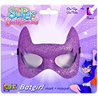 Batgirl Glitter Mask [並行輸入品]