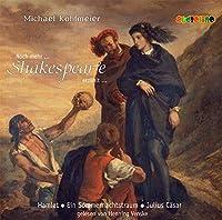 Noch mehr Shakespeare erzaehlt...