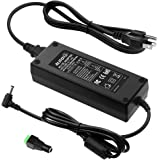 ALITOVE AC 100-240V to DC 24V 5A Power Supply Adapter Converter Charger with 5.5x2.1mm DC Output Jack for 5050 3528 LED Strip