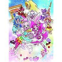 【Amazon.co.jp限定】映画キラキラ☆プリキュアアラモード パリッと!想い出のミルフィーユ!【DVD特装版】(デカジャケ付き) [DVD]