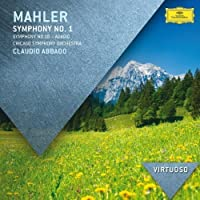 Symfoni 1/Adagio Symfoni 10 by ABBADO / CHICAGO SYM ORCH (2012-05-01)