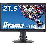 iiyama 21.5インチワイド/B2280HDS/LED液晶モニタ/1920x1080/フルHD/VGA DVI HDMI/HDCP/画面回転/高さ調整/スピーカー内蔵/Switch·PS対応(整備済み品)