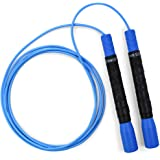 EliteSRS, Fit+ Beginner Jump Rope with Long Handles for Adults