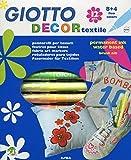 フィラ Giotto Decor Textile Markers 12 Pack by Fila [並行輸入品]