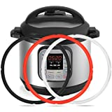 Mocoosy Silicone Sealing Ring for Instant Pot 8 qt, Instapot Seal Ring 8 Quart, Sweet and Savory, BPA-Free, Food-Grade Silico