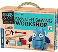 Geek & Co. Craft Monster Sewing Workshop by Geek & Co. Craft