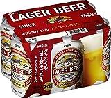 キリン ラガービール 6缶パック 350ml×6本