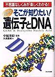 そこが知りたい!遺伝子とDNA―不思議なしくみが楽しくわかる!
