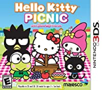 Hello Kitty Picnic - Nintendo 3DS [Floral] [並行輸入品]