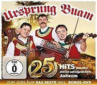25 Jahre 25 Hits -CD+DVD-