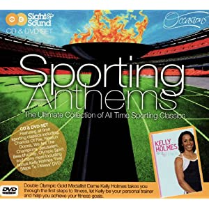 Sight & Sound: Sporting Anthems (W/Dvd)