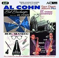 Four Classic Albums - Al Cohn by Al Cohn (2010-05-11)