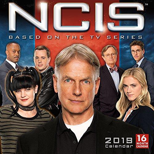 NCIS 2019 Calendar