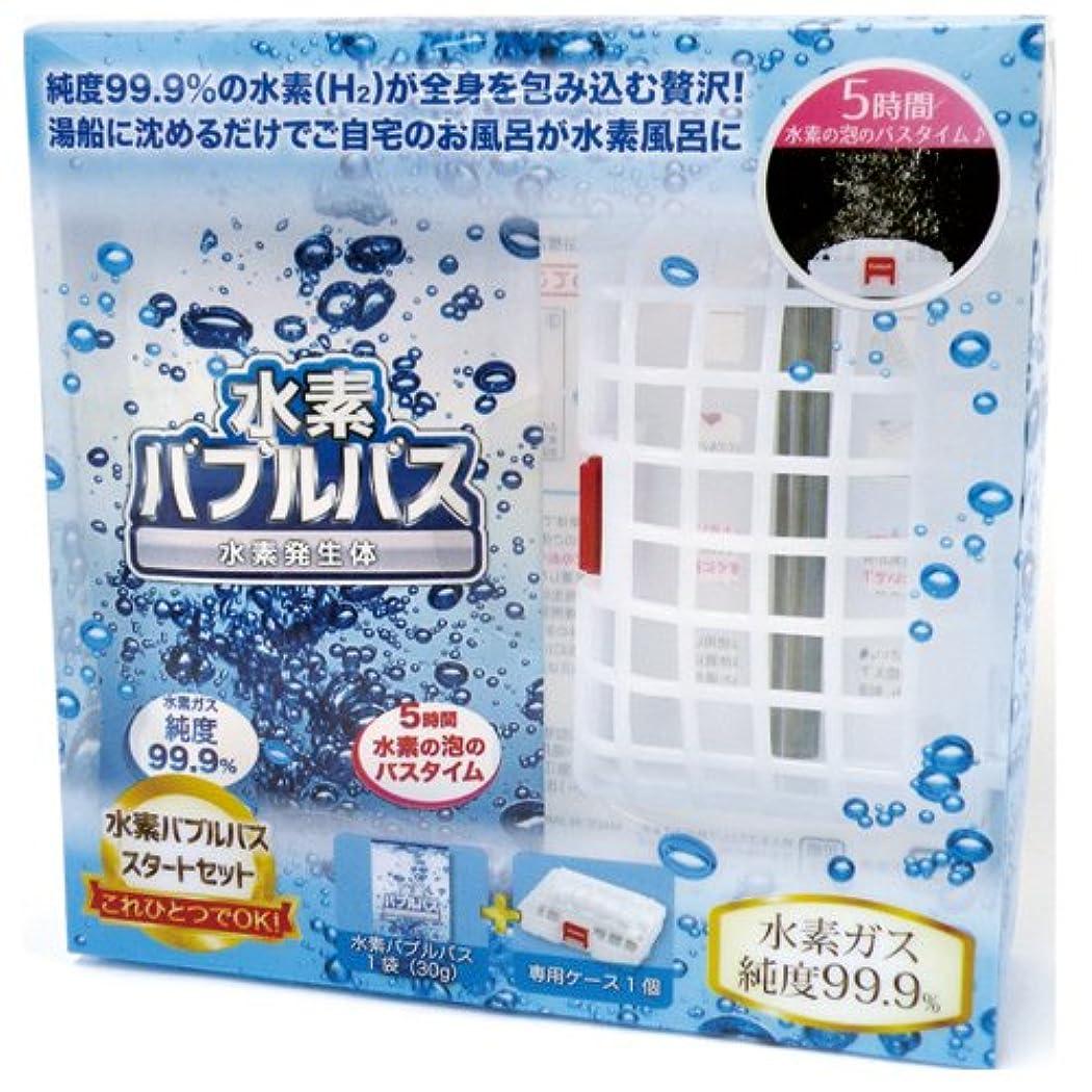 袋工業化するハイジャック朋コーポレーション 水素バブルバス スタートセット