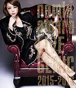 【早期購入特典あり】namie amuro LIVEGENIC 2015-2016(Blu-ray Disc)(CDジャケットサイズステッカー付)