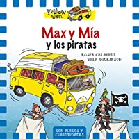 Max y Mía y los piratas : The Yellow Van-2